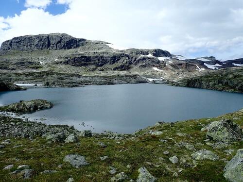 J6 - Soleil sur le Hardangerjøkulen suite