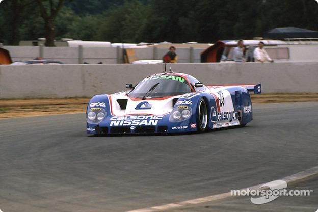 Le Mans 1989  Abandons I