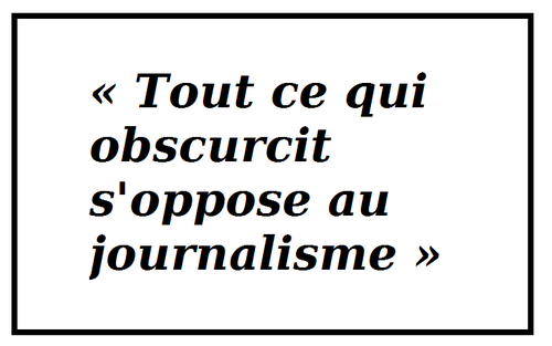 Rencontre avec Yves Harté, grand reporter et rédacteur en chef de Sud-Ouest