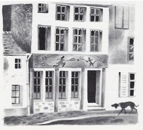 La maison du chat-qui-pelote (Balzac)