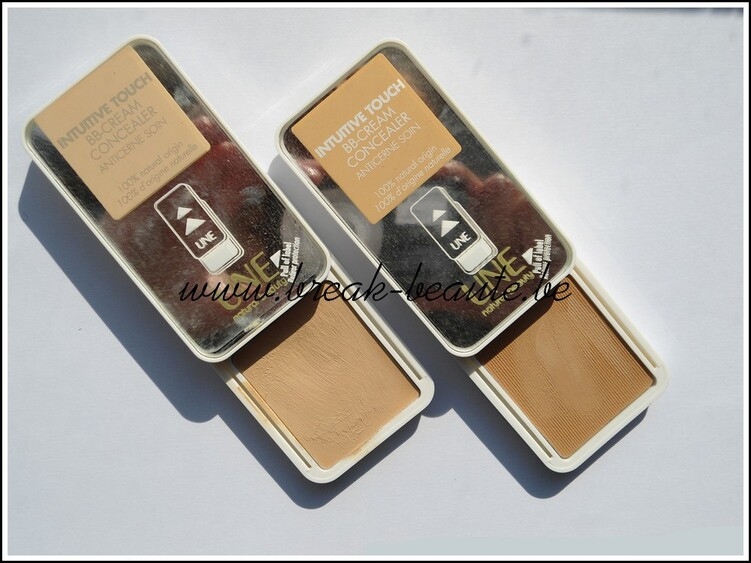 ღ BB Cream Anticerne - Une