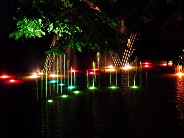Son et lumière 2 Metz lac des cygnes mp13 2010