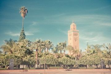 Voyage rêvé à Marrakech ...