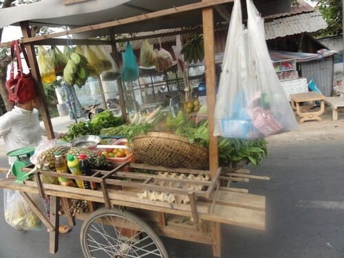 8 février: Cho Moi  An Phu