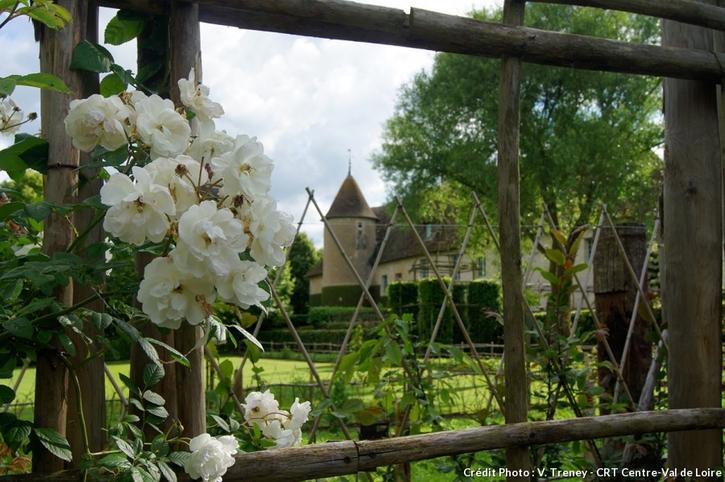 Jardin du Prieuré Notre Dame d'Orsan