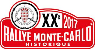 RALLYE  MONTE CARLO HISTORIQUE 2017 A BAR SUR AUBE