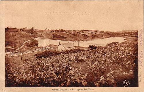 LE BARRAGE MIQUELOU : les 15 cartes postales anciennes et modernes