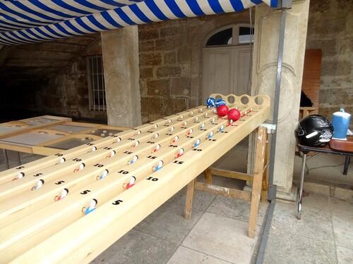 Laurent Chambon, concepteur de jouets en bois à Montigny sur Aube...