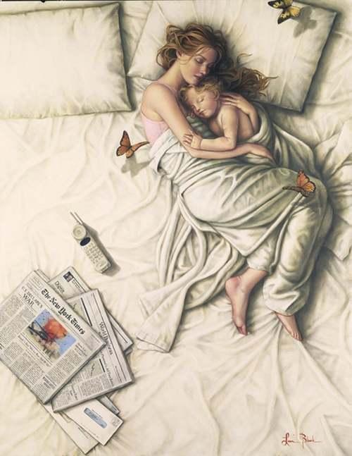 Peintures de : Lauri BLANK