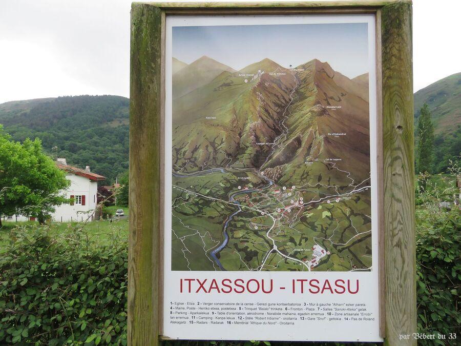 la fête à Itxassou  (dept64)