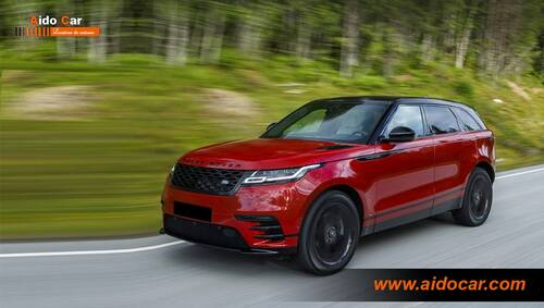 Location Range Rover Velar R-dynamic à Casablanca