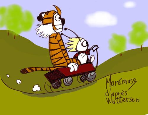 Calvin et Hobbes forever