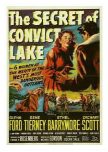 L'Enigme du Lac Noir (1951)