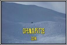 L'Öfenspitze dans les Alpes Carniques en Autriche