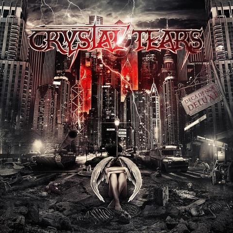 """CRYSTAL TEARS - """"Evil vs. Evil"""" (Clip)"""
