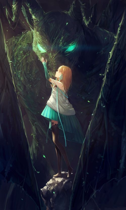 grafika anime, girl, and anime girl: