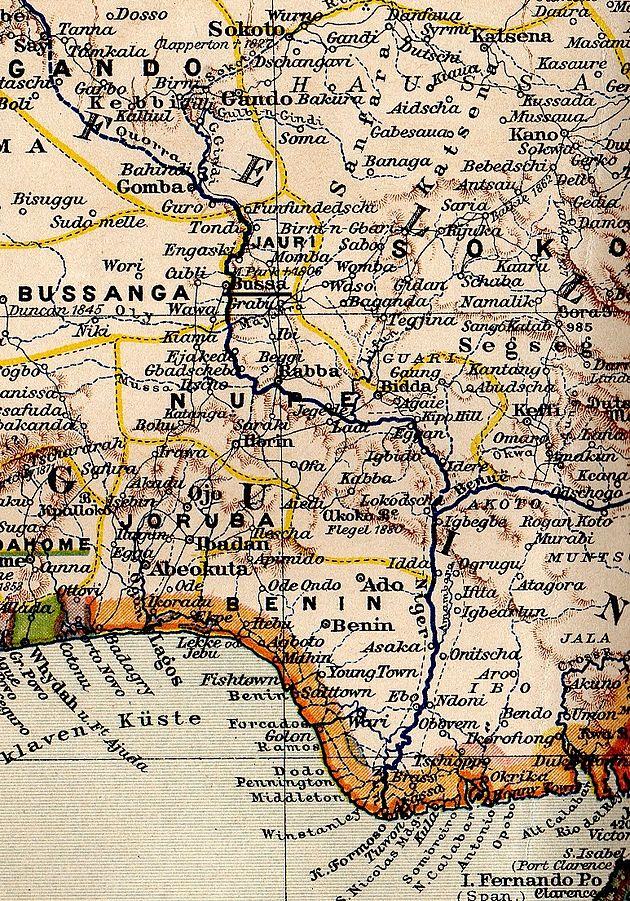 Éphéméride du Jour 5:  Mungo Park disparaît en Afrique - 16 novembre 1805
