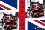 """Echange ATC """"Angleterre"""" chez Corinne"""