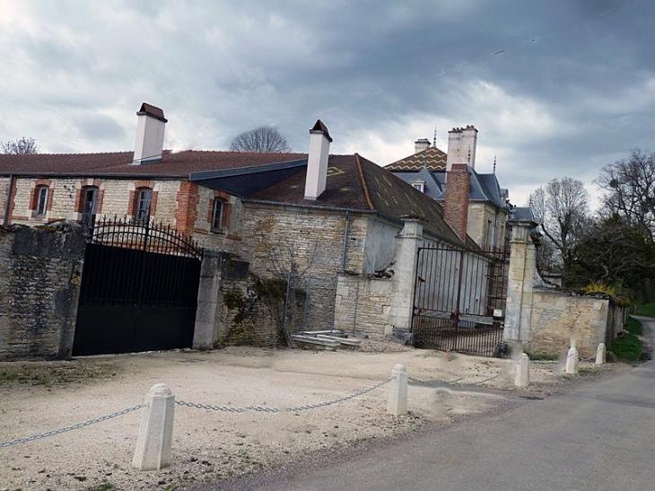 Le château - Gemeaux