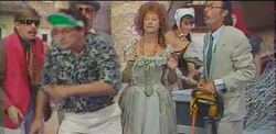 04 septembre 1989 / Y A T IL ENCORE UN COCO DANS LE SHOW