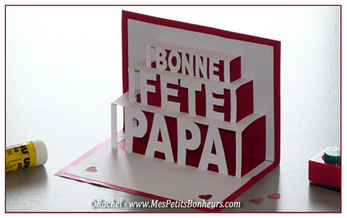 Carte pop-up