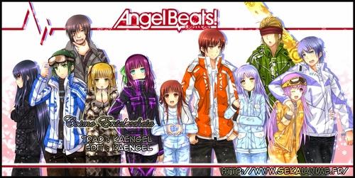 Angel Beats -Chapitre 1