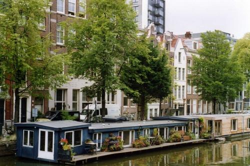Voyage aux Pays-Bas, août 2005 (2) : Amsterdam