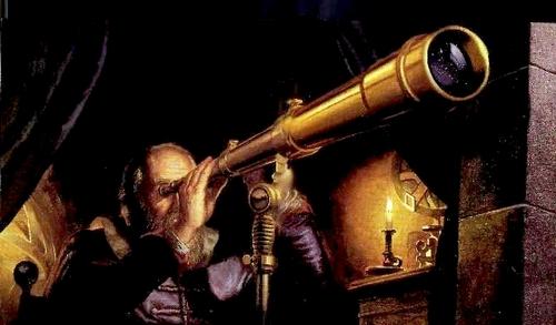 ASTRONOMIE AU CENTRE SOCIOCULTUREL St. JEAN