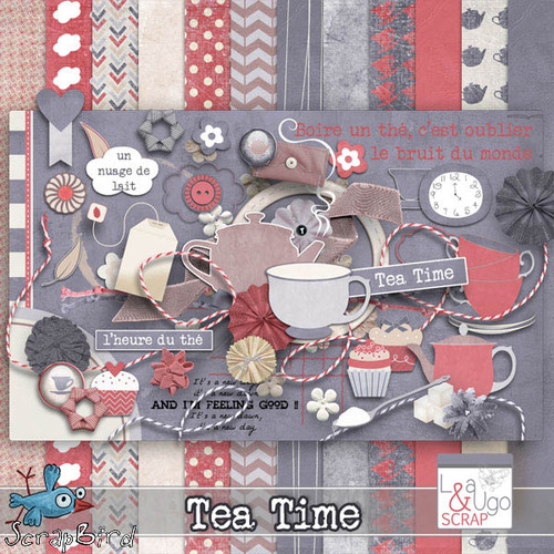 LEAUGOCRAP: TEA-TIME