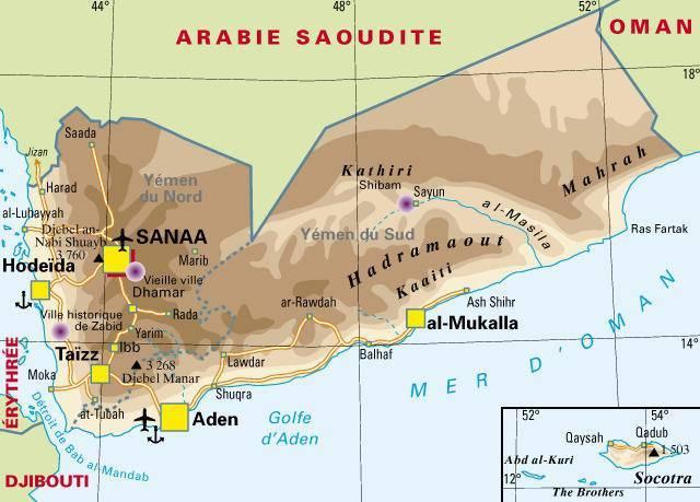 La France complice d'un crime de masse au Yémen, par Bruno Guigue