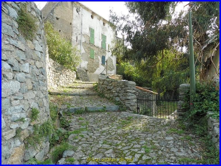 Corse, le refuge de Prunincu
