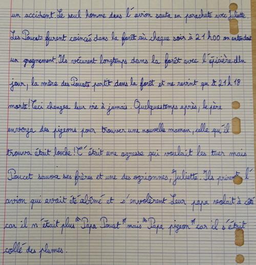 Le Petit Poucet version théâtre