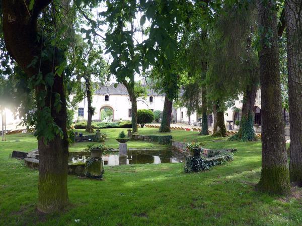 Concert de trompes de chasse à l'Abbaye du Val des Choues