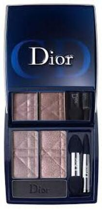 Dior hiver 2013: Golden Winter