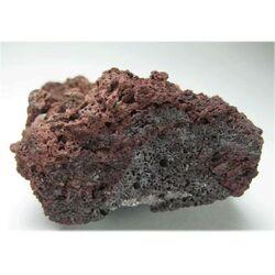 des roches....
