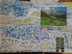 SEURAT et le pointillisme
