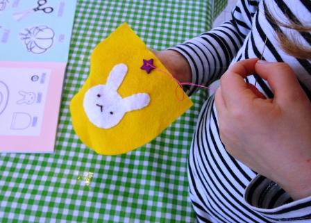 Atelier de couture - les 5 à 6 ans