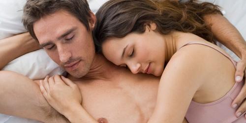 Y'a rien de plus beau,Q'une femme amoureuse qui fait l'amour .