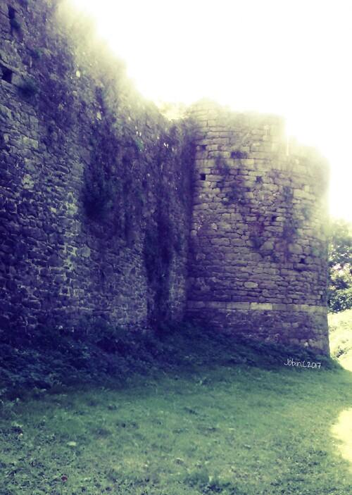 #Château de Montafilan #Corseul 22130