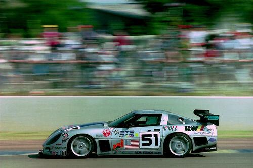 Le Mans 1994 Abandons