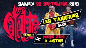 Les Satellites - En concert aux Tanneries (Dijon)