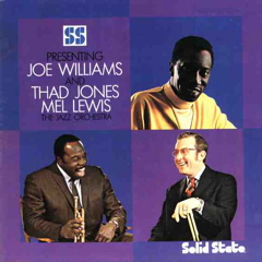 JOE WILLIAMS - get out of my life woman