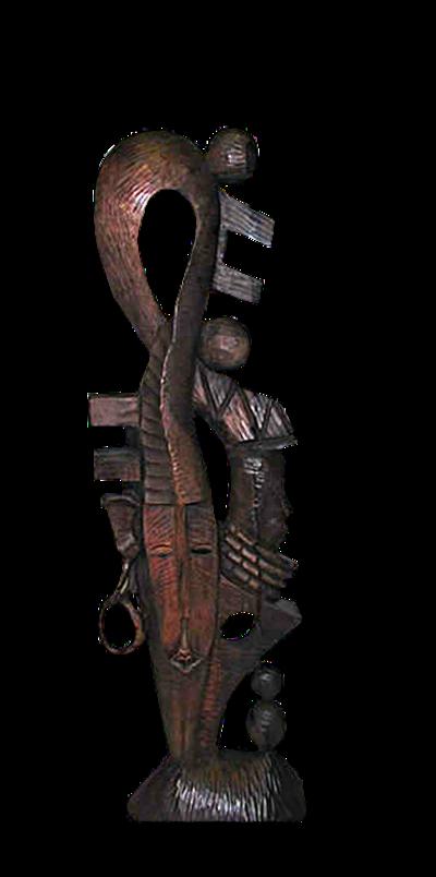 Statuettes etc