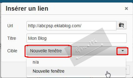 Créer des liens html