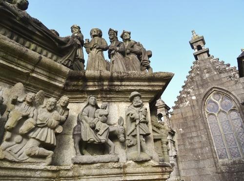 Guimiliau en Bretagne (photos)