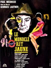 LE MONOCLE RIT JAUNE BOX OFFICE FRANCE