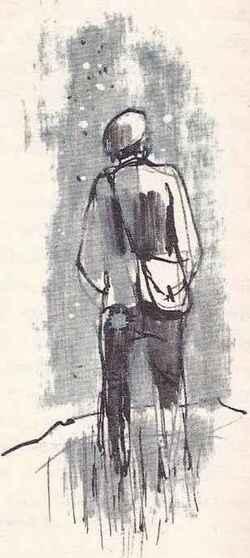 Ma bohème (Arthur Rimbaud)