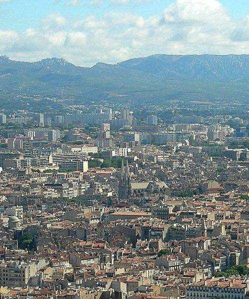 Marseille vue de la Vierge (19)