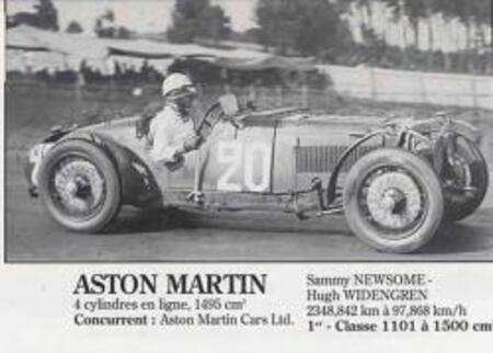Le Mans 1932