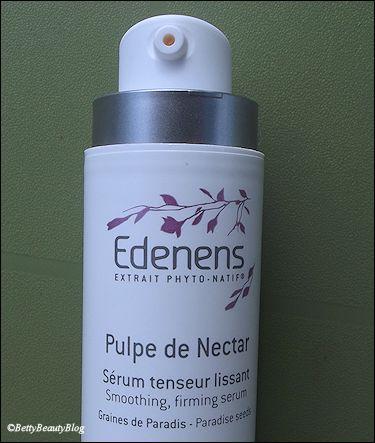Pulpe de nectar le sérum d'Edenens